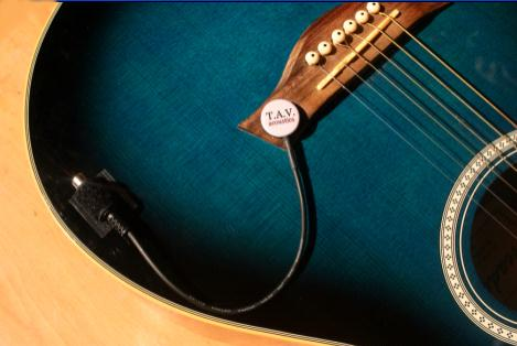 TB45/CP acoustic guitar pickup